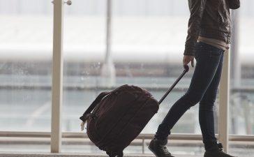 Reisetasche mit Rollen Test Hero