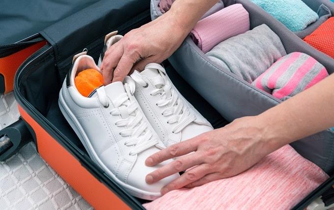 Kleidertaschen für Koffer Hero