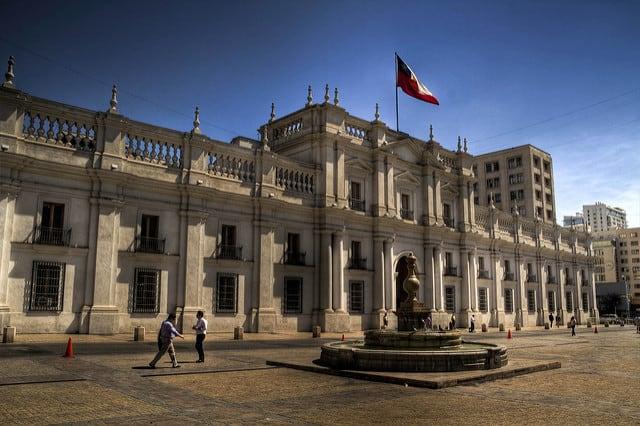 Palacia de la Moneda