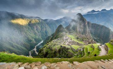 Sehenswürdigkeiten in Peru Hero