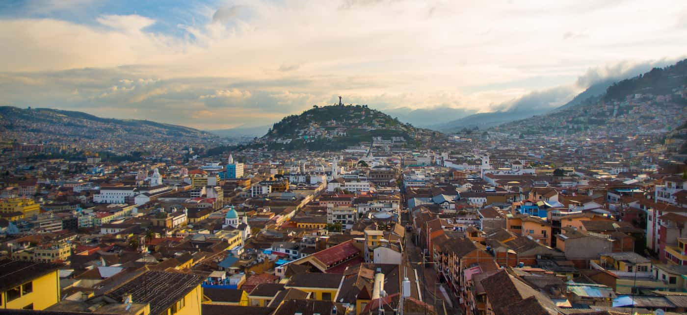Sehenswürdigkeiten in Quito