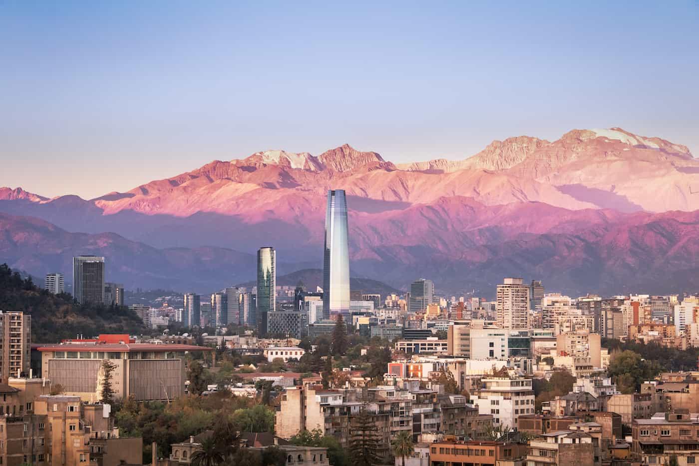 Sehenswürdigkeiten in Santiago