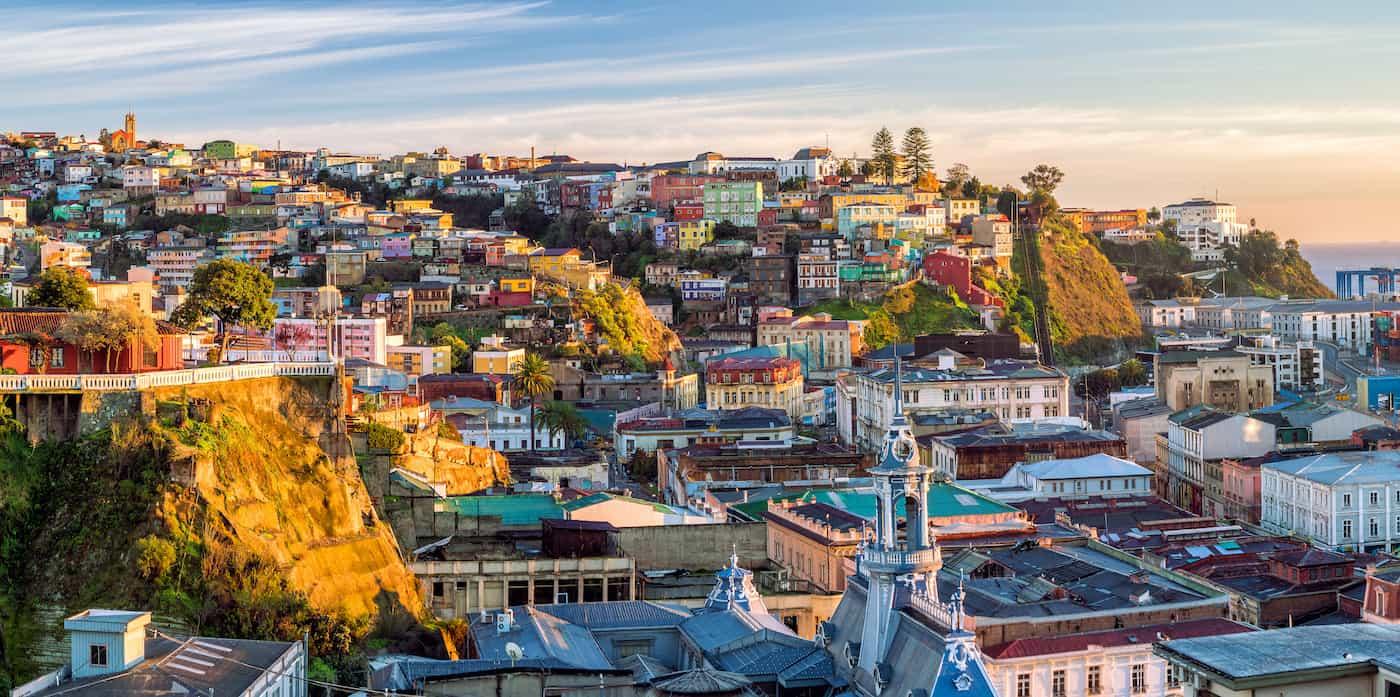 Sehenswürdigkeiten in Valparaíso
