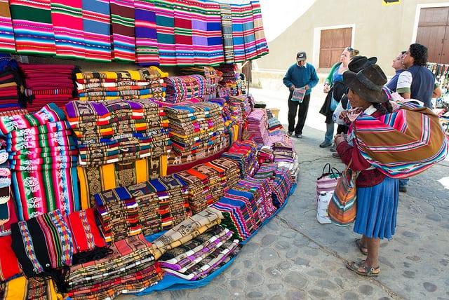 Tarabuco Markt