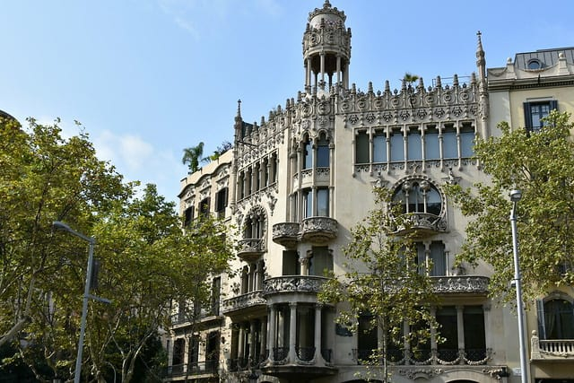 Barcelona: Passeig de Gracia