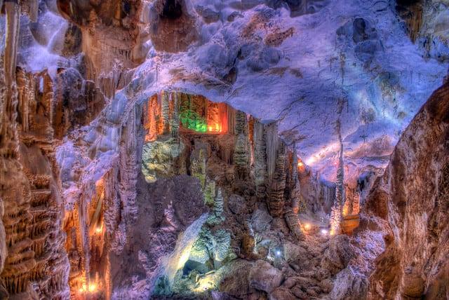grutas de garcia