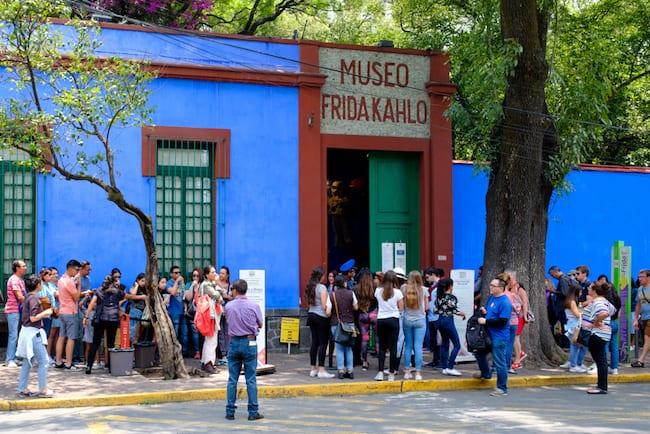 Casa Azúl Mexiko-Stadt