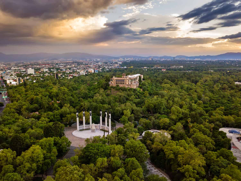 Chapultepec Park Hero
