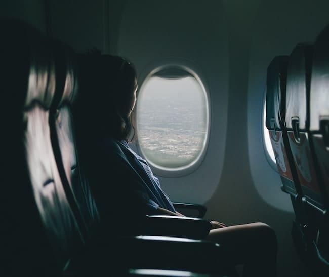Dinge, die man im Flugzeug nicht macht