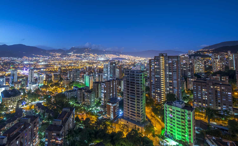 Hotels in Medellín Hero