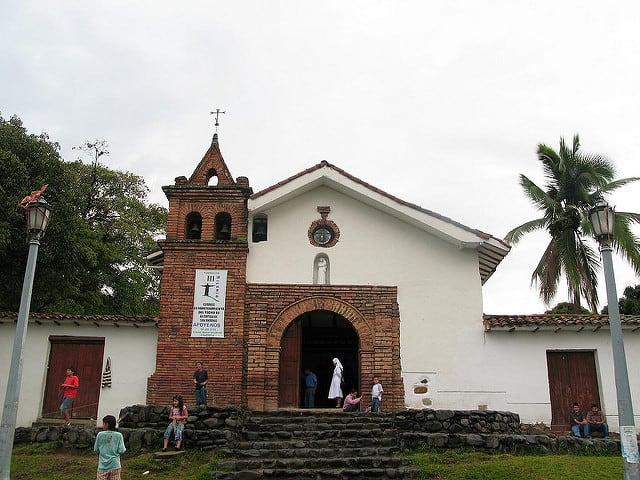 Iglesia De San Antonio,