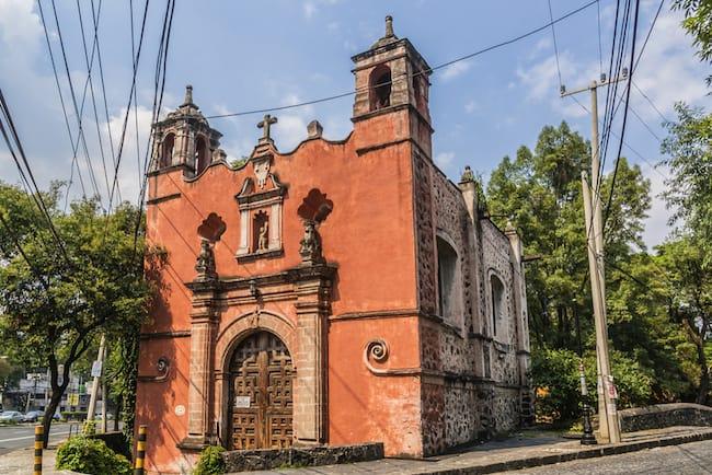San Ángel Mexiko-Stadt