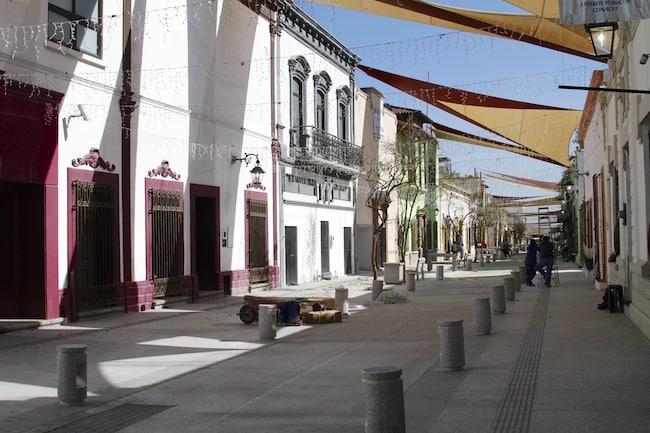 Sehenswürdigkeiten in Monterrey Barrio Antiguo