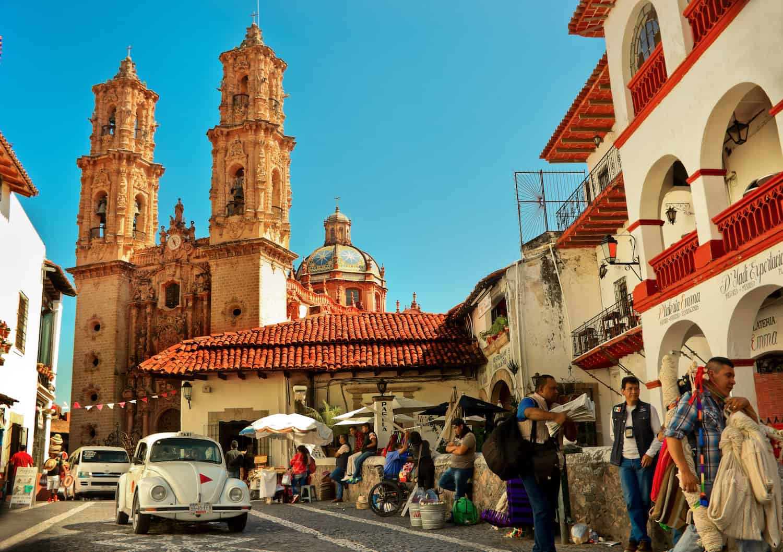 Tagesausflüge ab Mexiko-Stadt