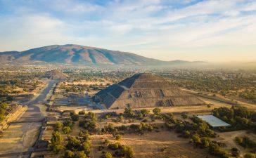 Teotihuacán Anlage