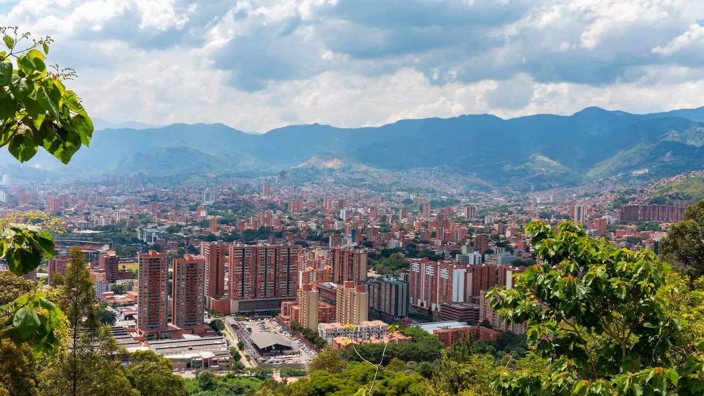 Viertel in Medellín
