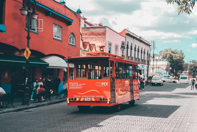 Viertel in Mexiko-Stadt