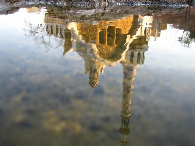 Barcelona Bilder Gaudi
