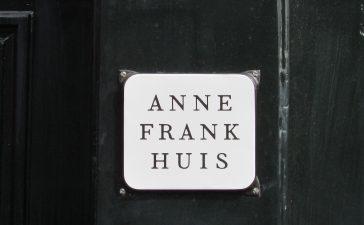 Anne Frank Haus in Amsterdam