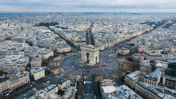 Arc de Triomphe Stern