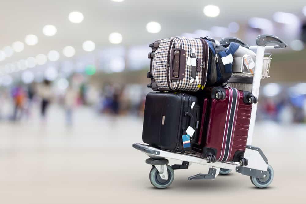 Checkliste zum Koffer packen Gepäck