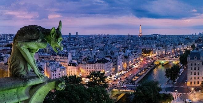 Chimären Notre-Dame
