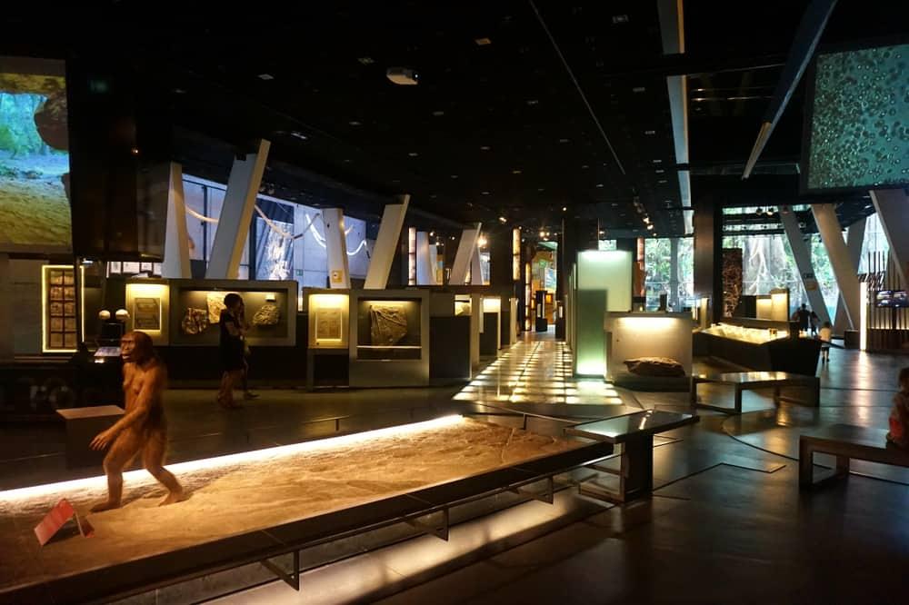 CosmoCaixa Ausstellung