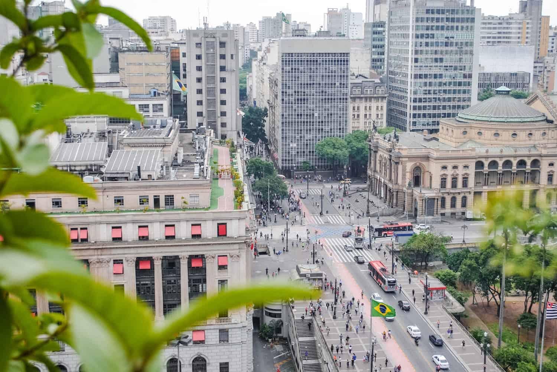 Die schönsten Städte in Brasilien