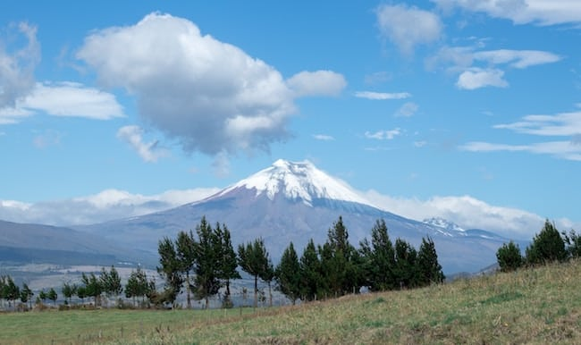 Die schönsten Länder der Welt Ecuador