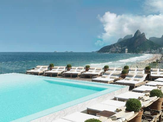 Fasano Hotels in Rio de Janeiro