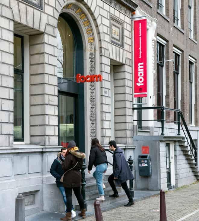 Foam Museum Amsterdam