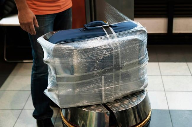 Koffer Folie