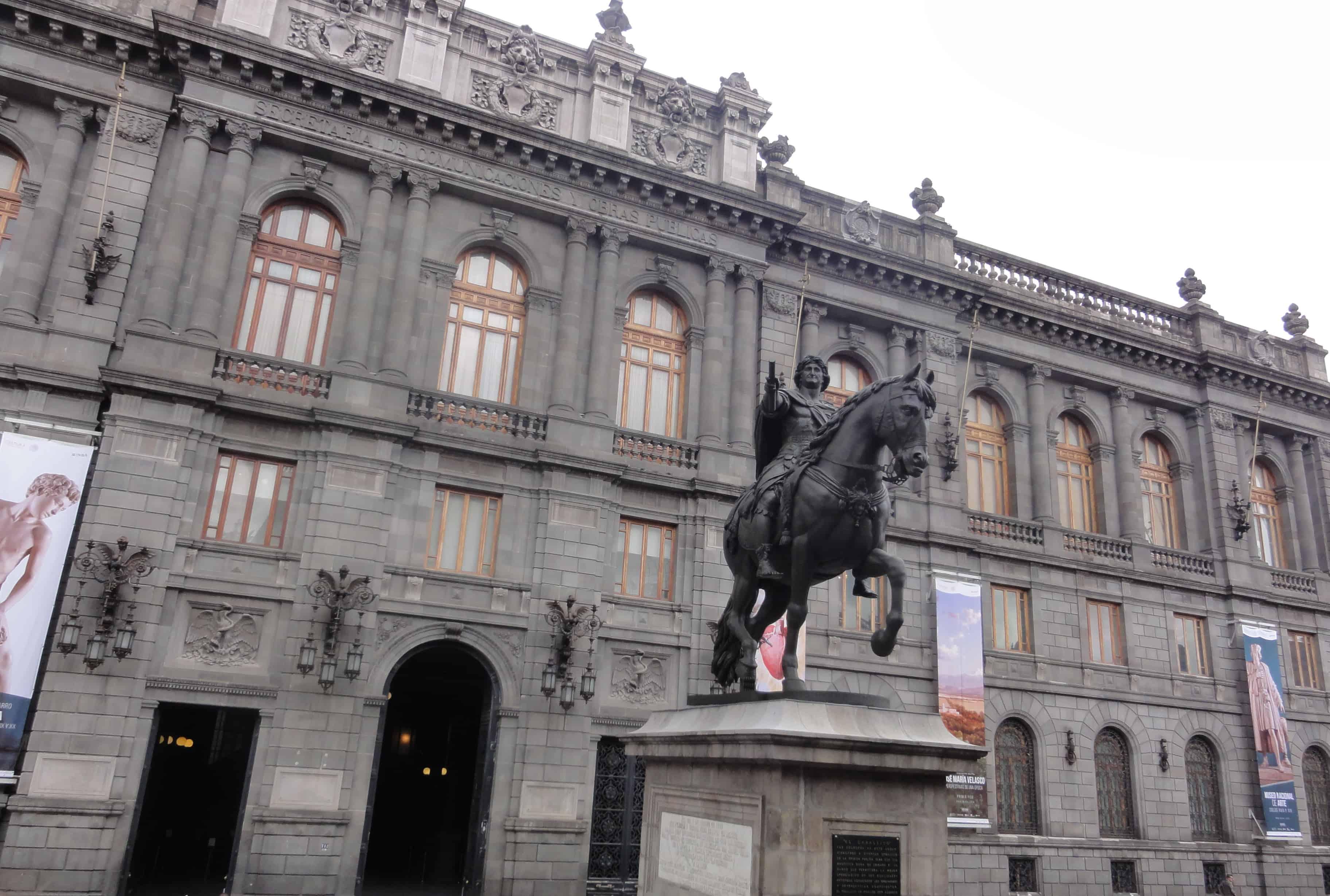 Museo Nacional de Arte in Mexiko-Stadt
