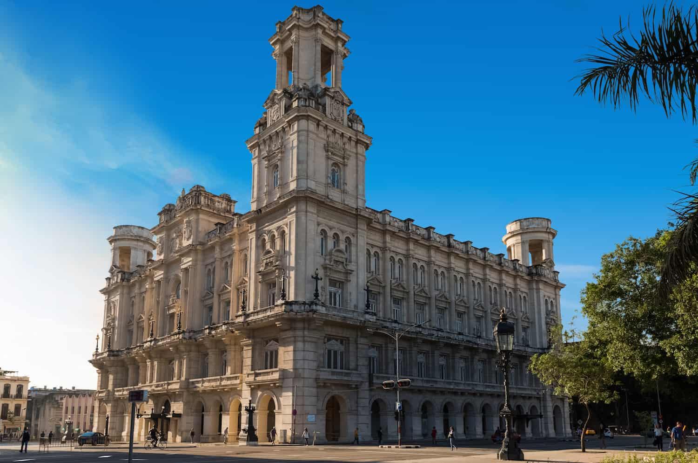Museo Nacional de Bellas Artes Havanna