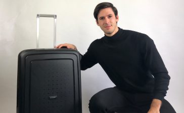 Samsonite S'Cure Koffer Test