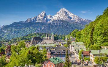 Sehenswürdigkeiten in Oberbayern