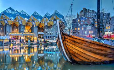 Sehenswürdigkeiten in Rotterdam