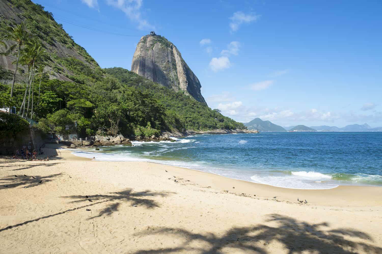 Strände in Rio de Janeiro Hero