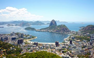 Viertel in Rio de Janeiro