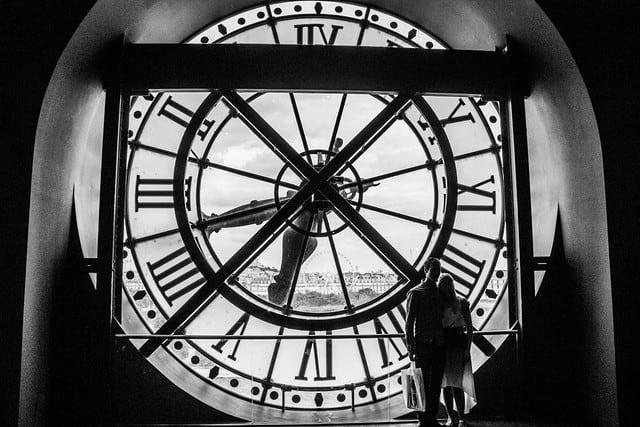 Musée d'Orsay Bahnhofsuhren