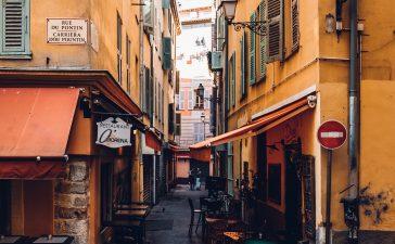 Sehenswürdigkeiten in Nizza